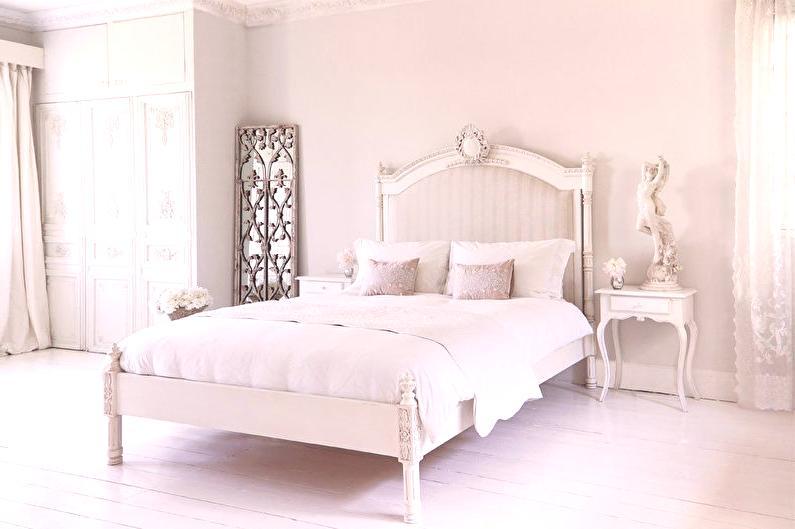 Projekt Sypialni W Stylu Prowansalskim 65 Zdjęć Pomysły Wnętrz