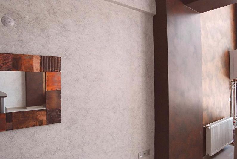 Dekoracyjne Tynki Zrób To Sam Zdjęcie Samouczki Wideo