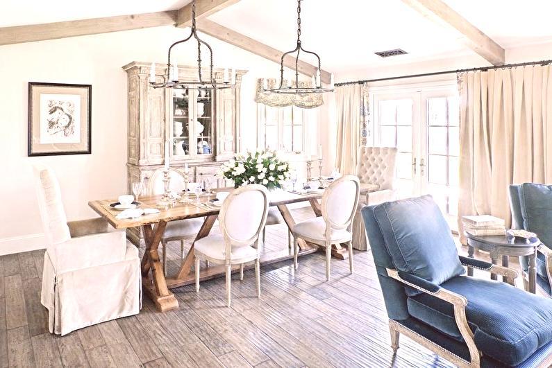 18f3aaa53d Zchátralý elegantní styl v interiéru - 110 fotografií