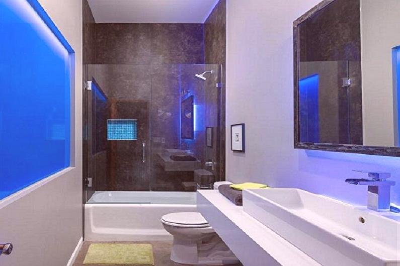 El Bano Azul.Bano Azul 75 Fotos Ideas De Diseno Bano Interior En Azul