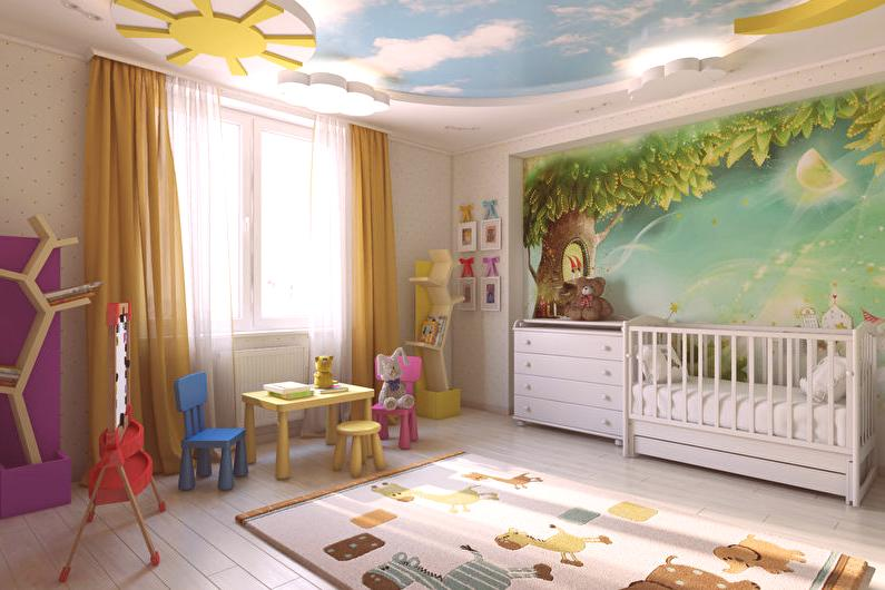 271bcec817ee Navrhnite svetlé detské izby