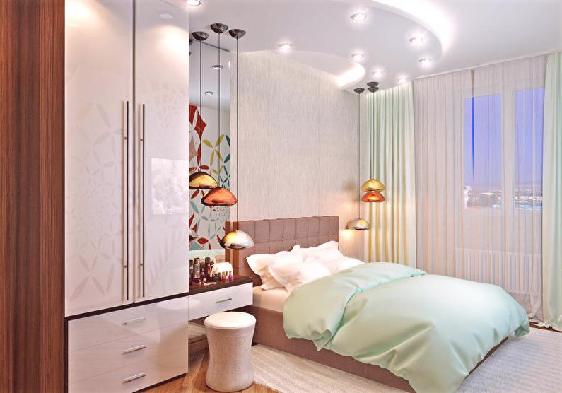 Wiosenne Marzenia Wnętrze Sypialni Dla Dziewczyny