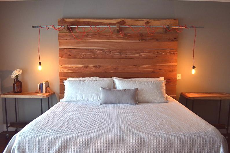 Projekt Sypialni W Stylu Loftu 75 Zdjęć I Pomysłów Piękne