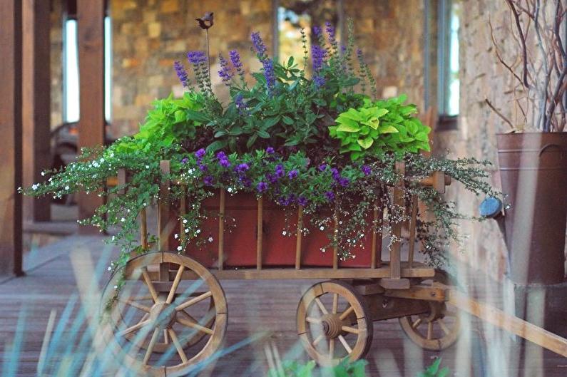 Doniczki Na Kwiaty Zrób To Sam 100 Zdjęć Piękne Pomysły