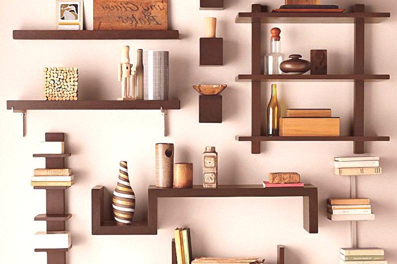 Półki ścienne 62 Zdjęcia Jak Wybrać Zaprojektować