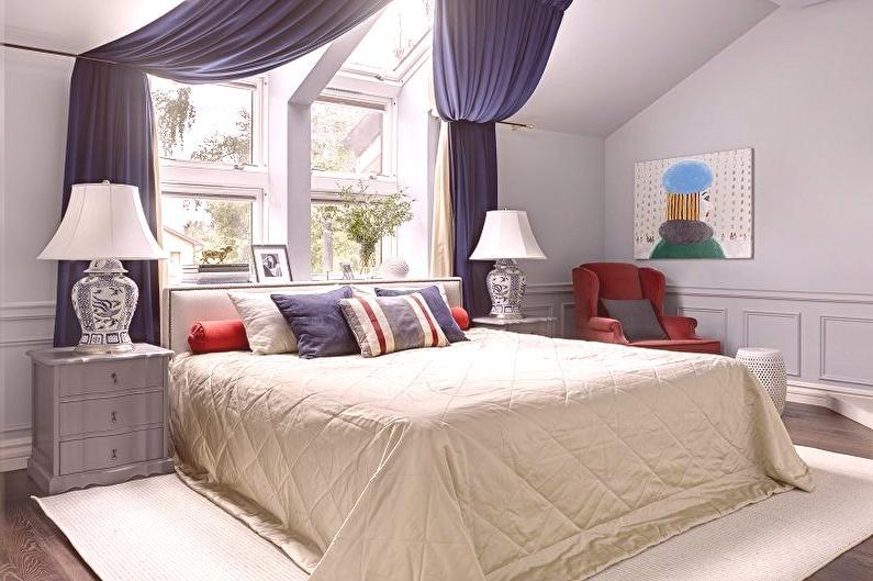 Conception de la chambre à coucher 10 m² - 65 photos ...