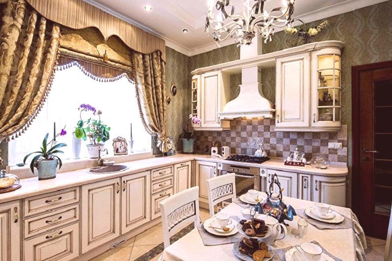 73bb1ba713107 Výber záclon do kuchyne nie je jednoduchý a nepríjemný. Moderný trh ponúka  širokú škálu modelov a materiálov. K tomu stojí za to pridať veľmi cenovo  ...