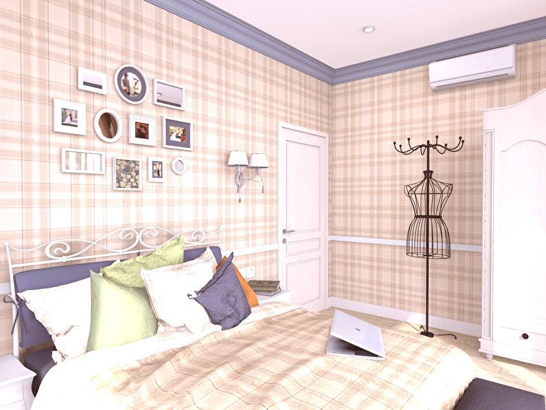 Intérieur de chambre à coucher de style anglais - Idées d ...