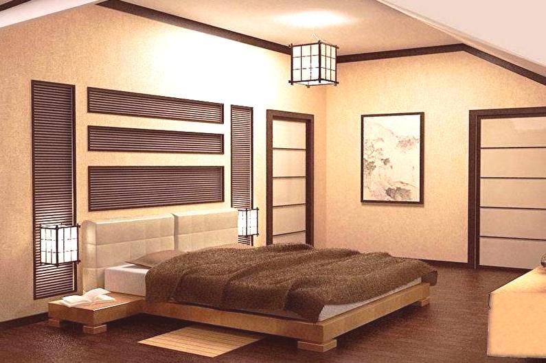 Chambre à la japonaise (90 photos): aménagement intérieur ...