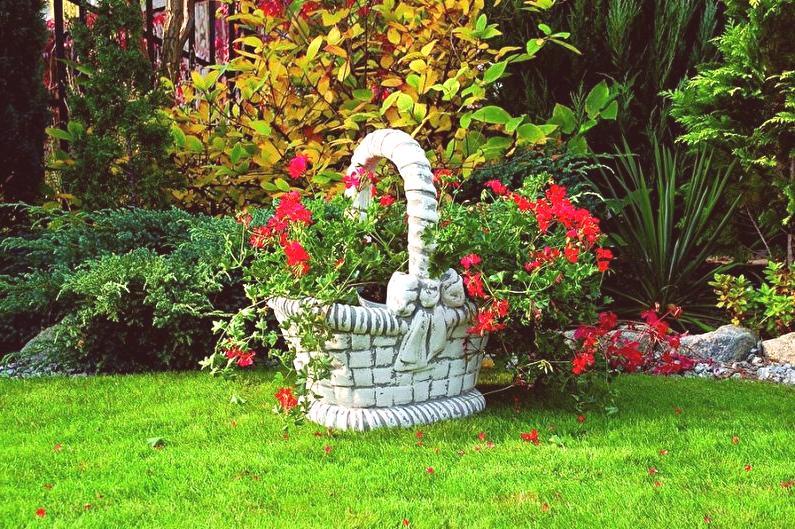 Doniczki Na Kwiaty Na Zewnątrz 70 Zdjęć Pomysły Na