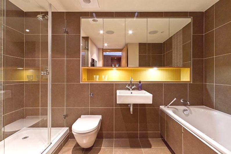Zrcadlo V Koupelně 85 Fotografií Typy A Modely Jak Si Vybrat