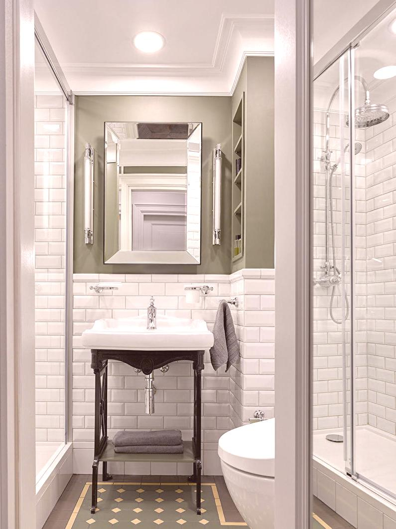 Projekt łazienki 4 Mkw 60 Zdjęć Pomysłów Na Wnętrze