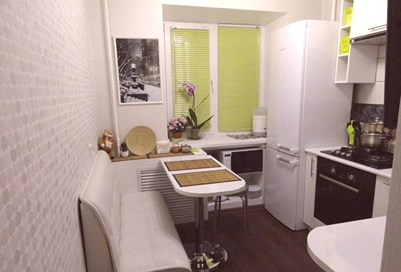 Diseño de cocina pequeña - 75 fotos interiores, ideas de ...