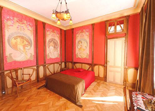 Quarto Art Nouveau France